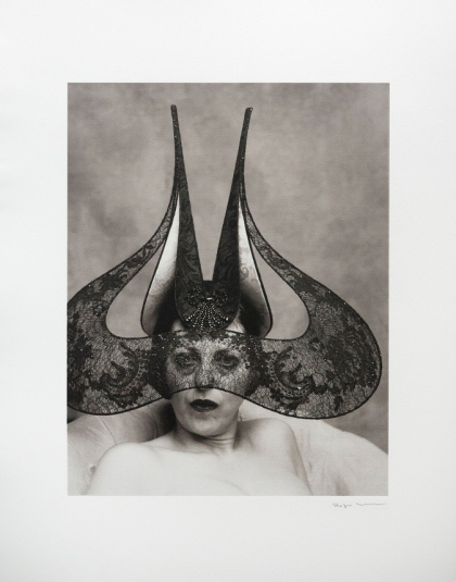 Isabella Blow London,DiegoUchitel,Platinum Palladium Print,DCEditions