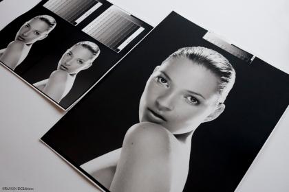 Kate, Rankin, Platinum Palladium Proofs,DC Editions 2014