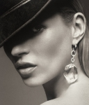Kate Hat (Detail), Rankin, Platinum Palladium Print, DC Editions