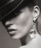 Kate Hat (Detail), Rankin, Platinum Palladium Print, DC Editions,2011