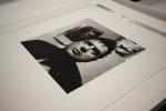 Francis Bacon, Irving Penn, Multi-Layer Platinum/Palladium Print, 11x11 inches